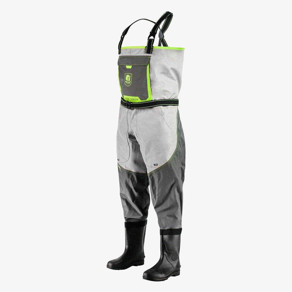 Swamp 2.0 Uninsulated Waders | Mens - Lime Offroad Gator Waders