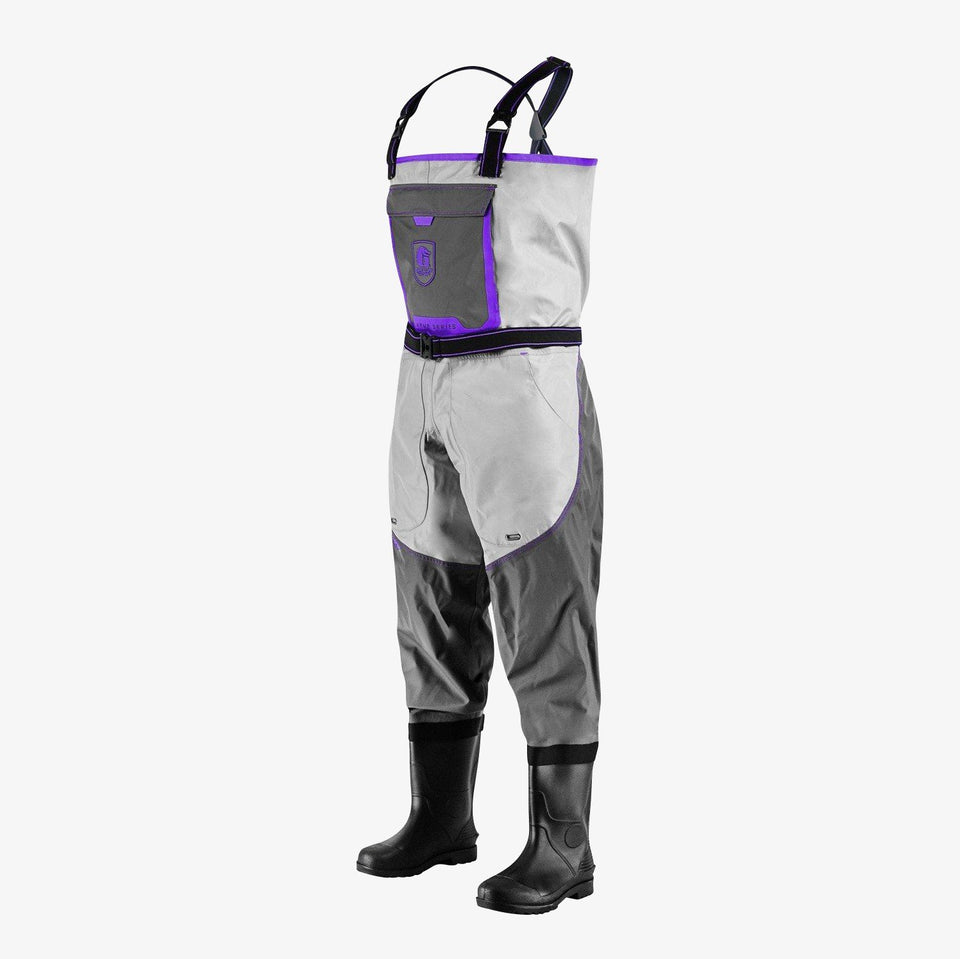 Swamp 2.0 Uninsulated Waders | Womens - Purple Offroad Gator Waders
