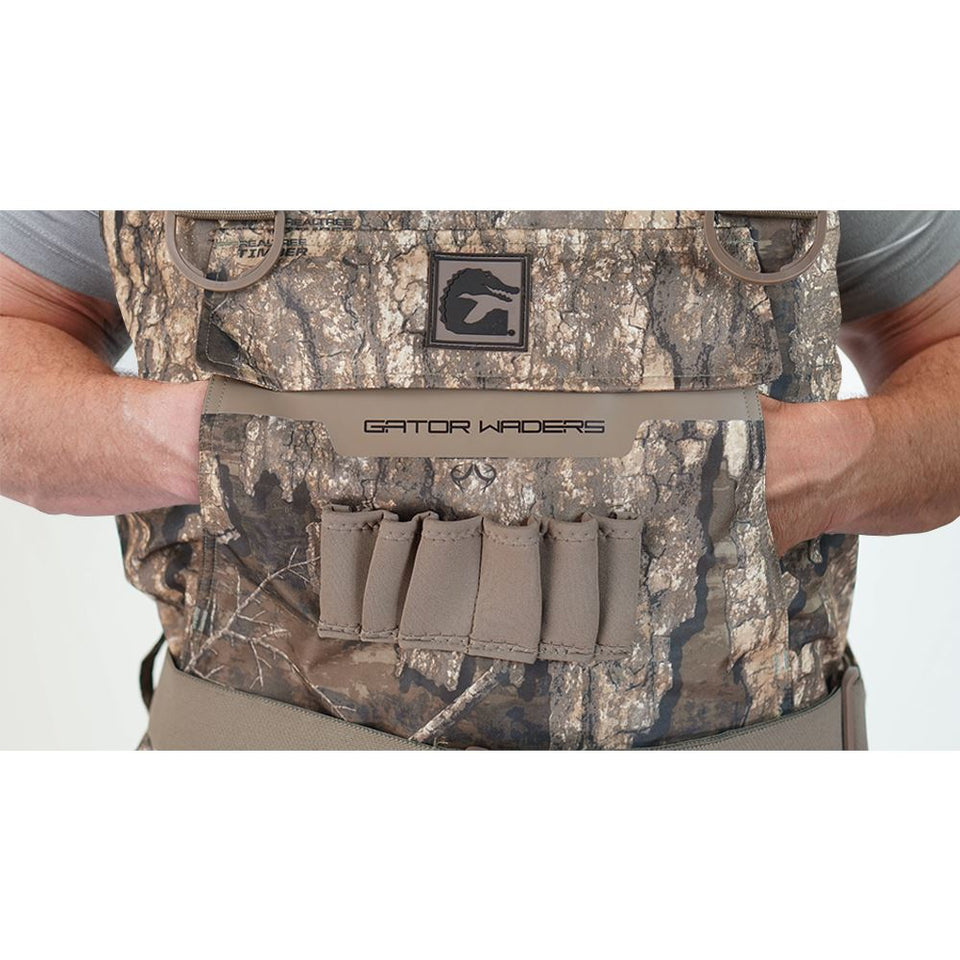 Shield Insulated Waders | Mens - Realtree Timber Hunt Gator Waders