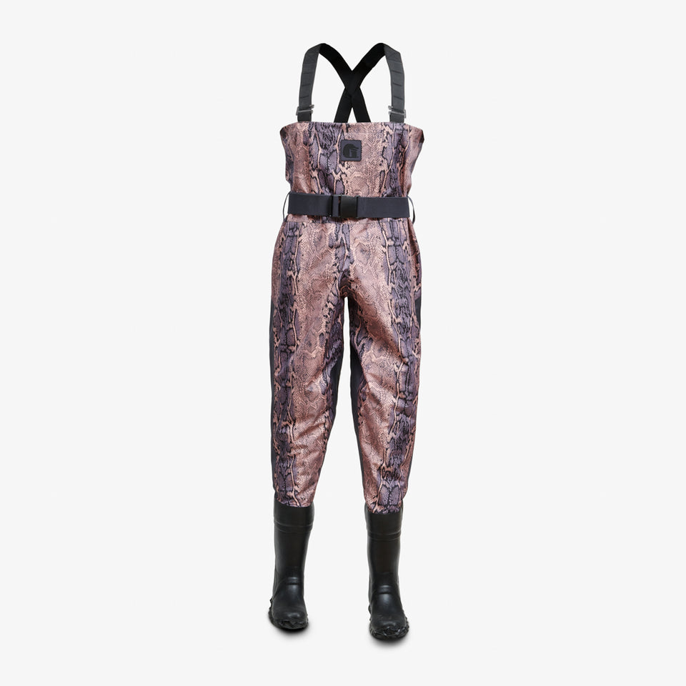 Uninsulated Swamp Waders | Womens - Snakeskin