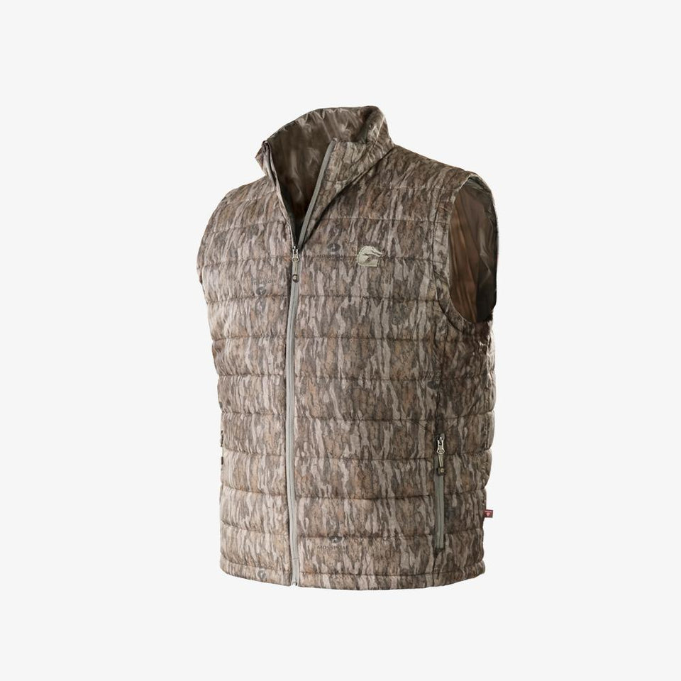 Shield Vest | Mens - Mossy Oak Bottomland Hunt Gator Waders