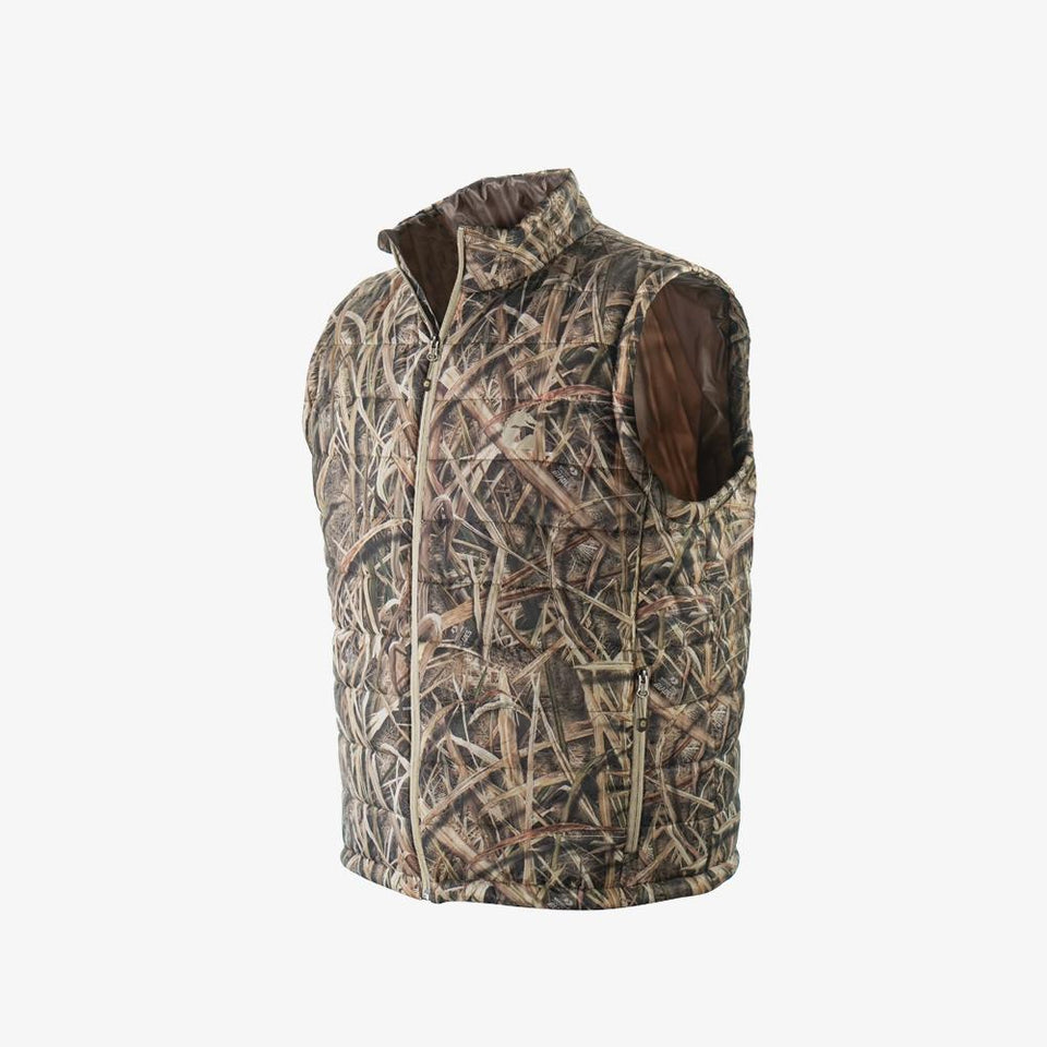 Shield Vest | Mens - Mossy Oak Shadow Grass Blades Hunt Gator Waders
