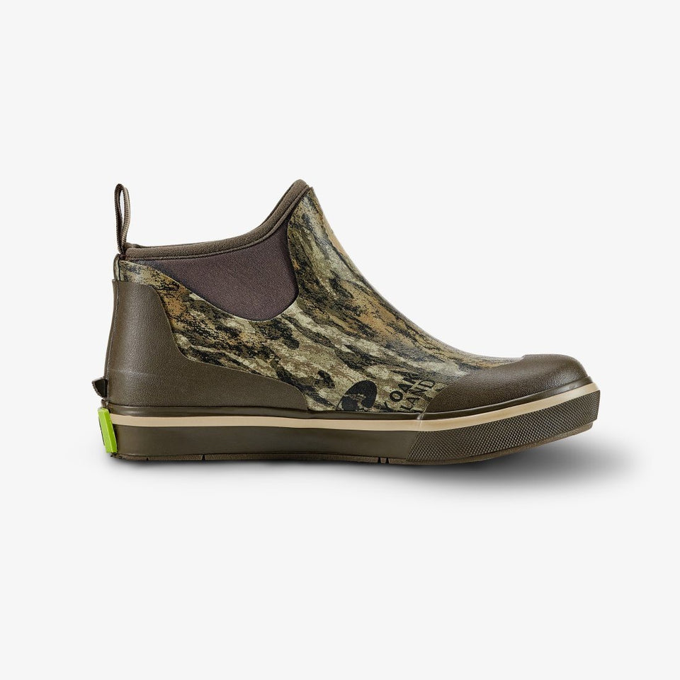 Camp Boots | Womens - Mossy Oak Bottomland Hunt Gator Waders