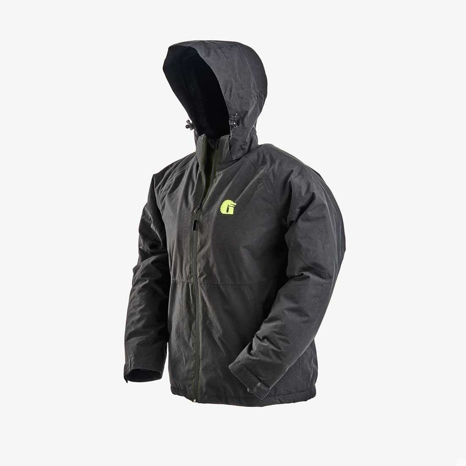 Youth Insulated Jacket | Black