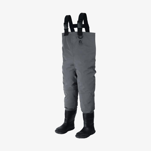 Youth Breathable Waders | Grey