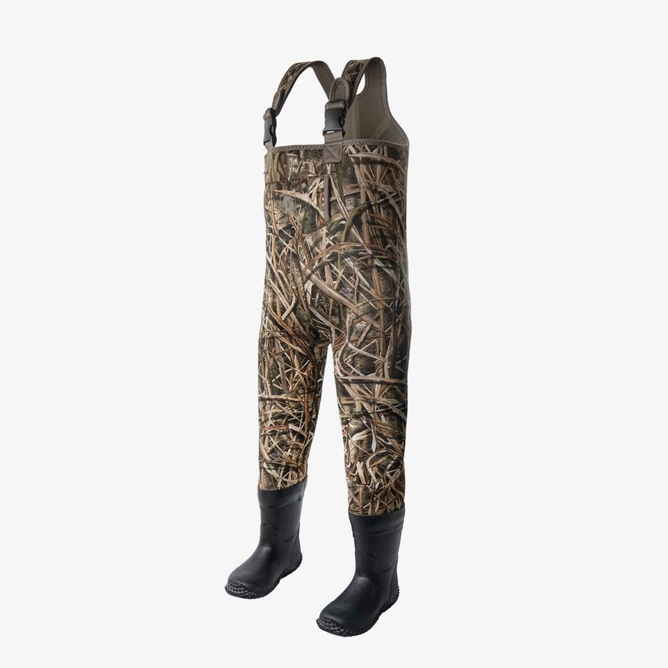 Youth Waders | Mossy Oak Shadow Grass Blades Hunt Gator Waders