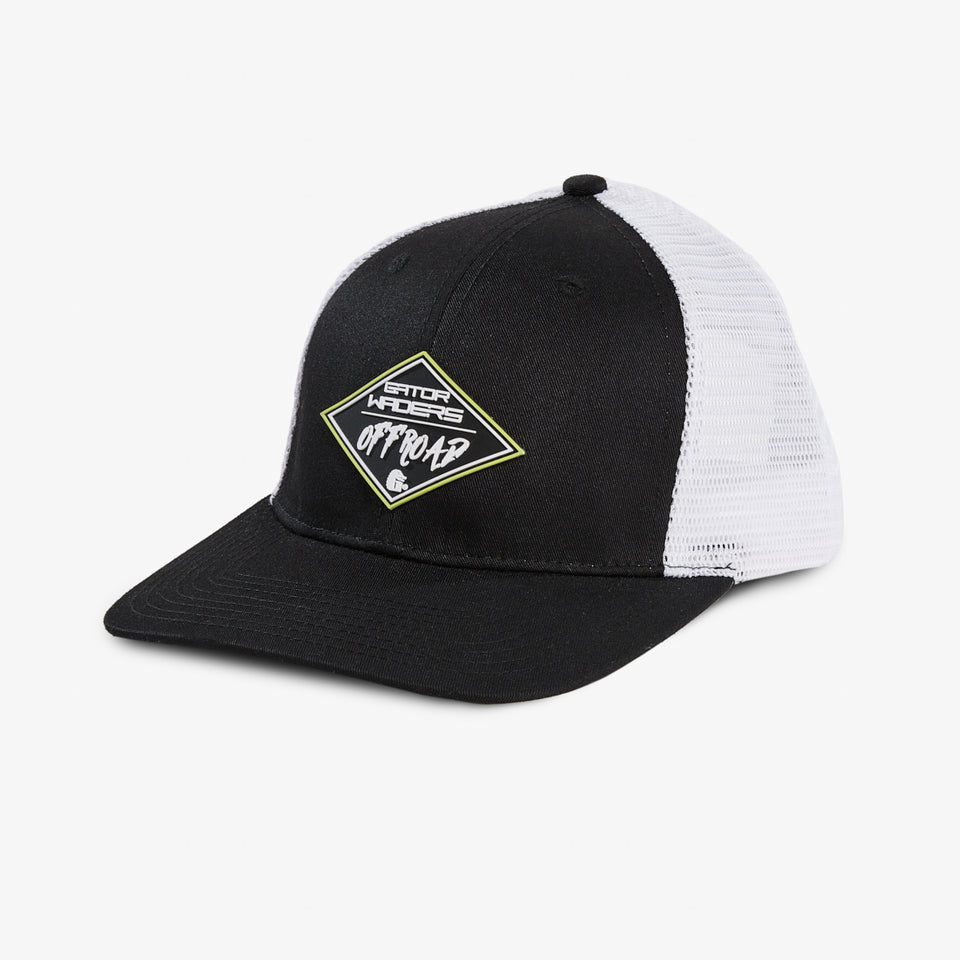 Patch Hat | Offroad Black
