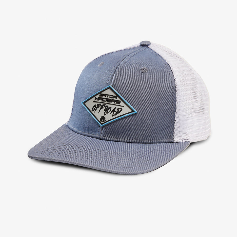 Patch Hat | Offroad Grey