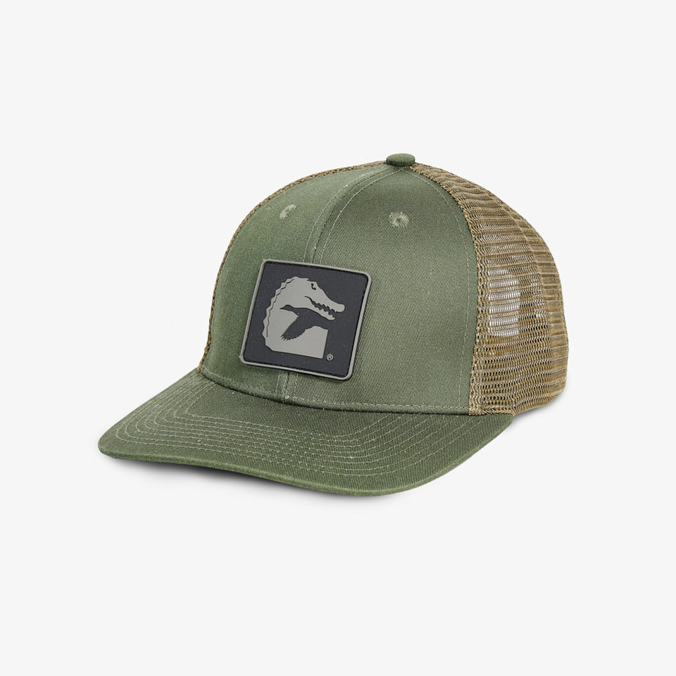 Patch Hat | Olive