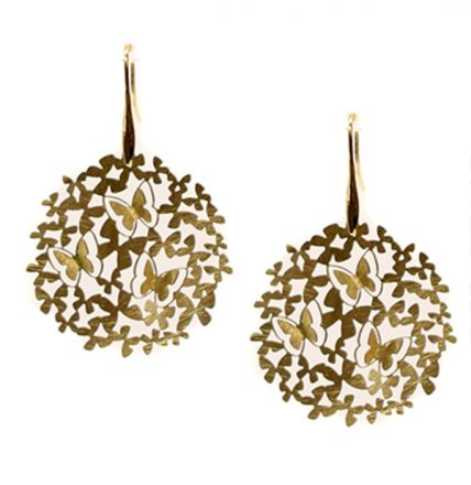 Floriana Butterfly Swarm Earrings