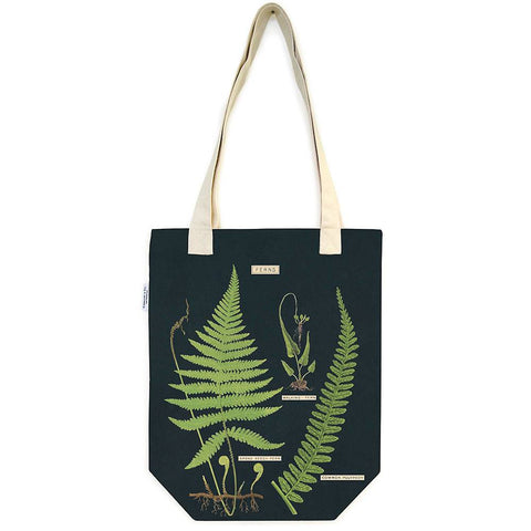 Ferns Botanical Print Tote bag
