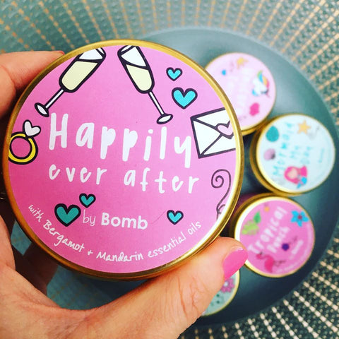 Happily Ever After Scented Tin Candle