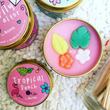Tropical Punch Scented Tin Candle