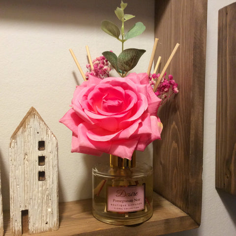 Pomegranate Noir Flower Reed Diffuser