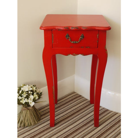 Large Red Cabinet