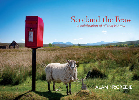 Scotland The Braw Book