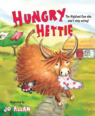 Hungry Hettie Book