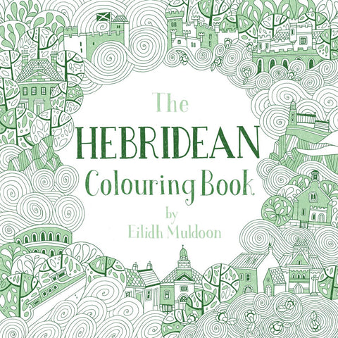 The Hebridean Colouring Book
