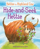 Hide & Seek Hettie Book