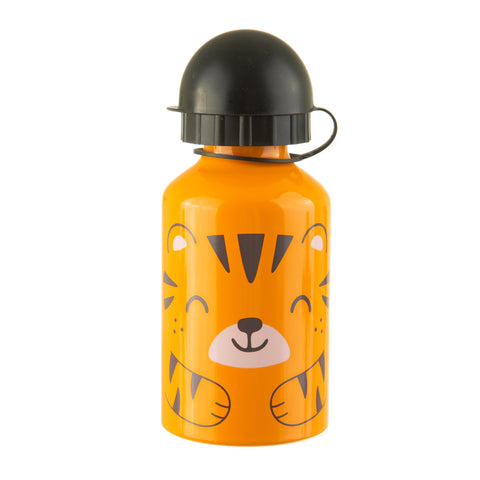 CUTE TIGER KIDS WATER BOTTLE