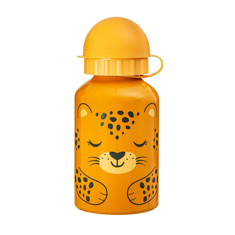 CUTE LEOPARD KIDS WATER BOTTLE