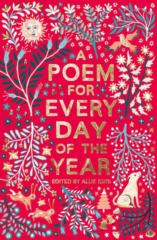 POEM FOR EVERY DAY OF THE YEAR POETRY BOOK