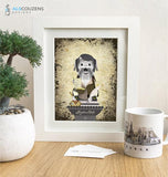 Greyfriars Bobby - At The Movies Prints