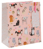 Medium Cats Whiskers Gift Bag