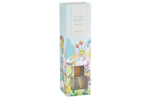 Cotton Meadow Reed Diffuser