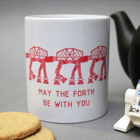 'May the Forth' Mug