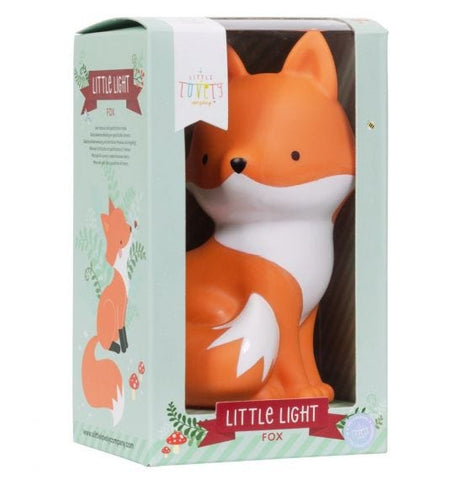 Little Fox Night Light