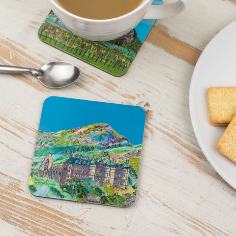 Holyrood Palace Edinburgh Coaster