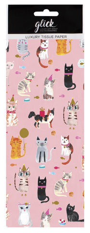 Cats Whiskers Tissue Paper Pack