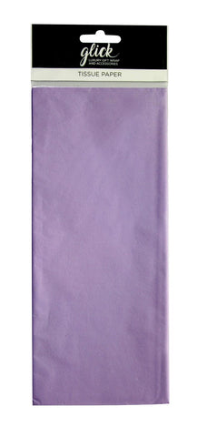 Lilac Plain Tissue Paper Pack