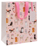 Large Cats Whiskers Gift Bag