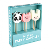 Miko And Friends Party Candles