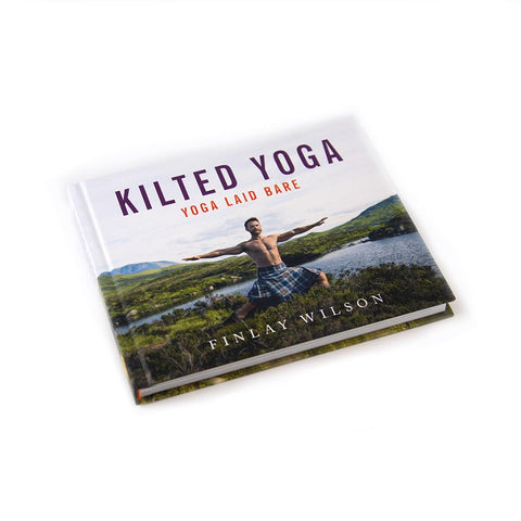 Kilted Yoga Book