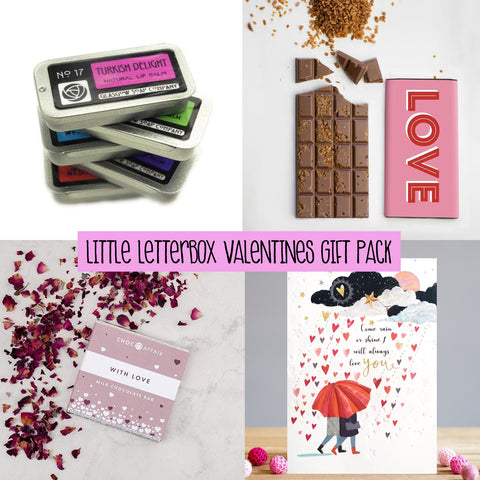 Little Letterbox Valentines Gift Pack