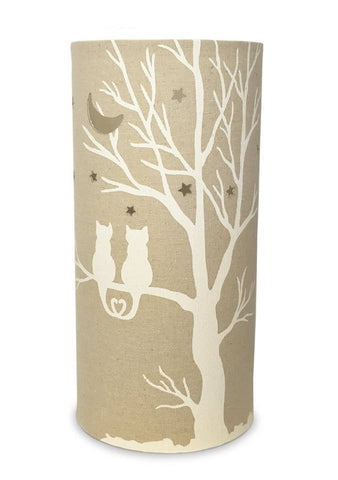 Love Cats Fabric Lamp