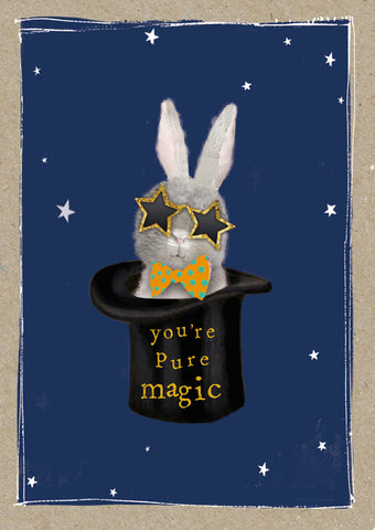 You're Pure Magic Small Card