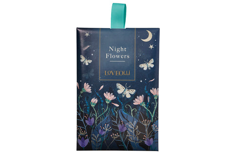 Night Flowers Scented Room Sachet
