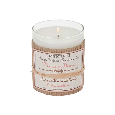 Durance Perfumed Candle 180g Orchard in Bloom