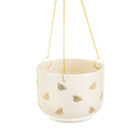 QUEEN BEE HANGING PLANTER