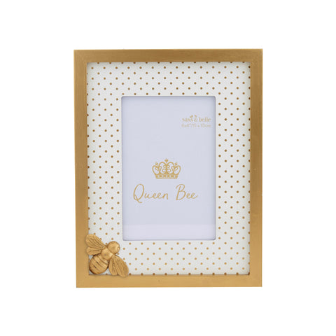 QUEEN BEE STANDING PHOTO FRAME