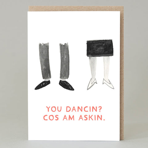 You Dancin? Card