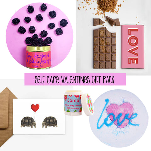 Self Care Valentines Gift Pack