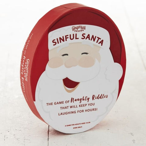 SINFUL SANTA NAUGHTY CHRISTMAS ADULT GAMES