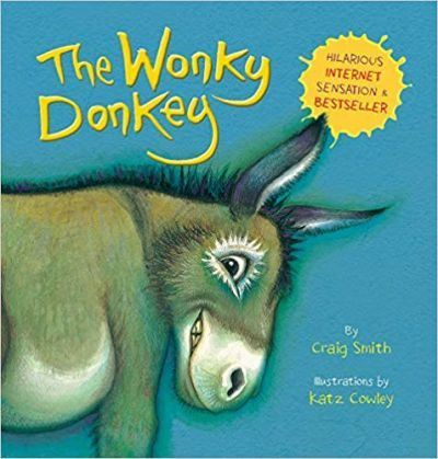 The Wonky Donkey Paperback