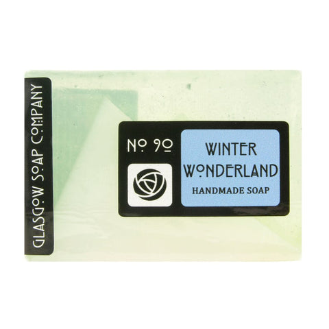 Winter Wonderland Handmade Scottish Soap