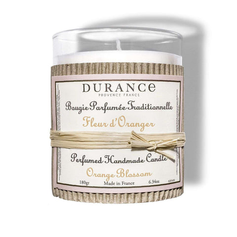Durance Perfumed Candle 180g Orange Blossom
